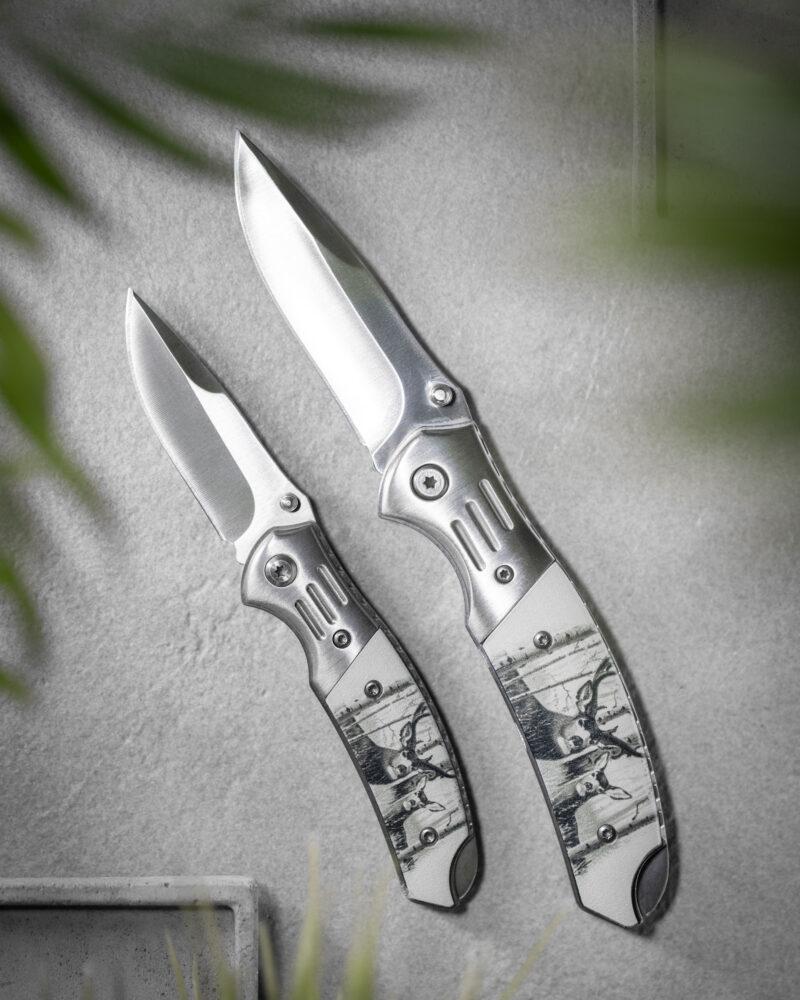 Meier & Kamer Produktfotografie, Lifestylefotografie, Flatlays: Messer Stilllife