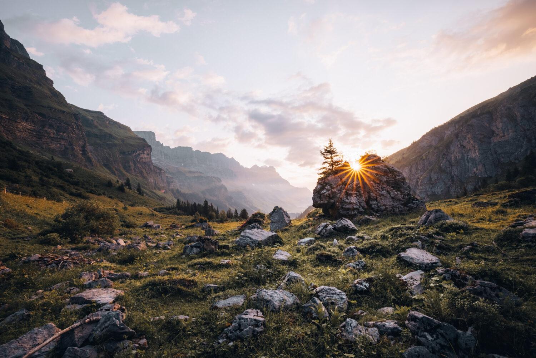 Meier & Kamer Landschaftsfotografie: Urnerboden Uri