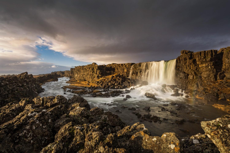 Meier & Kamer Landschaftsfotografie: Island Wasserfall