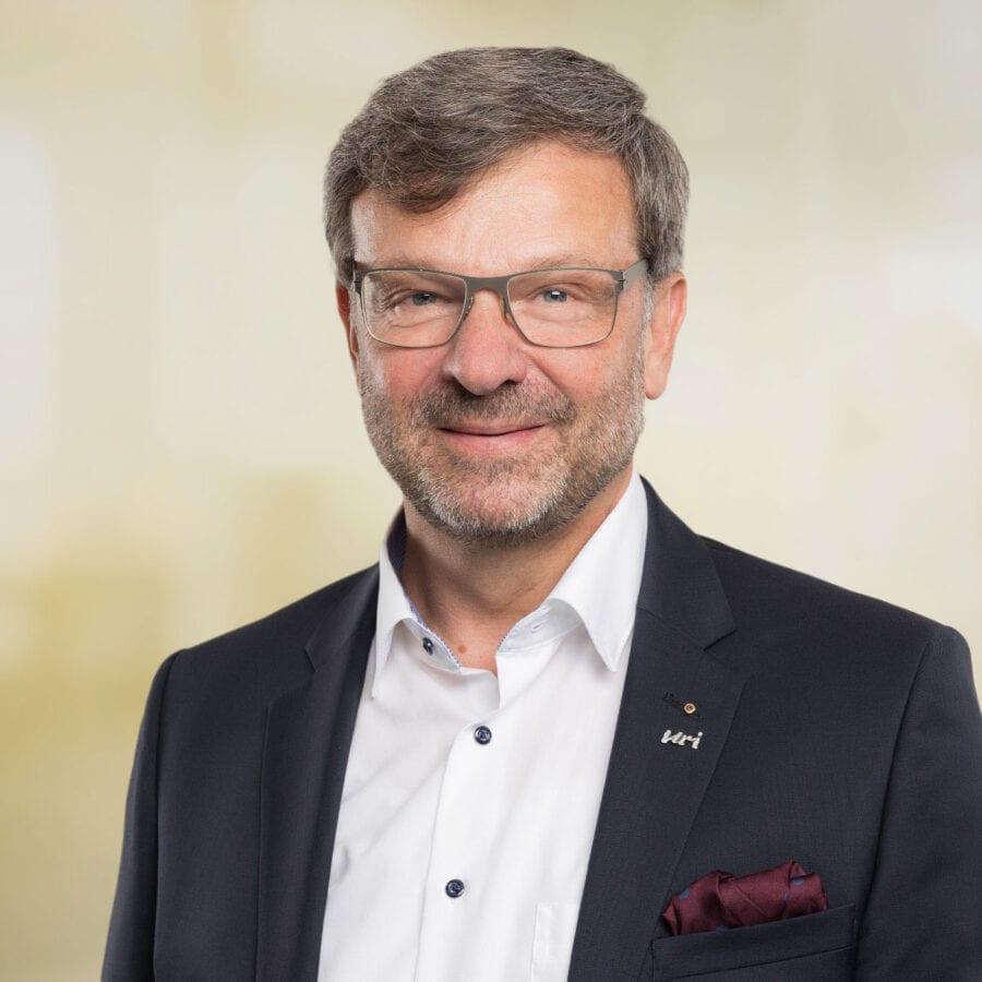 Meier & Kamer Mitarbeiterfotos Urner Kantonalbank Christoph Bugnon