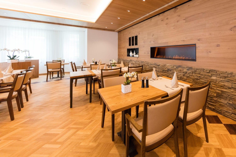 Werbefotografie Meier & Kamer: Architektur Hotel Restaurant Höfli, Altdorf