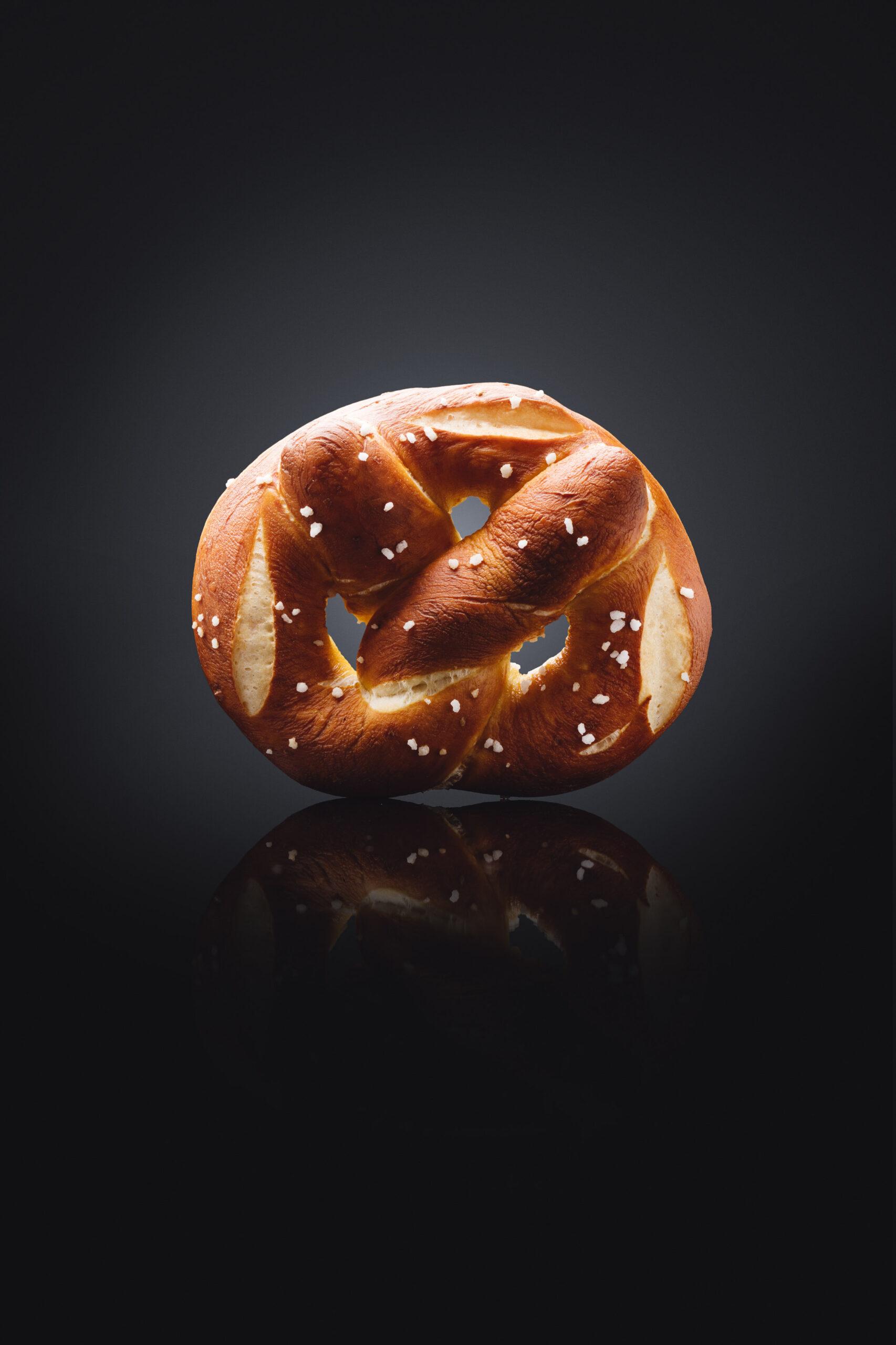 Meier & Kamer Foodfotografie: Laugenbretzel von der Bäckerei Schillig, Bürglen