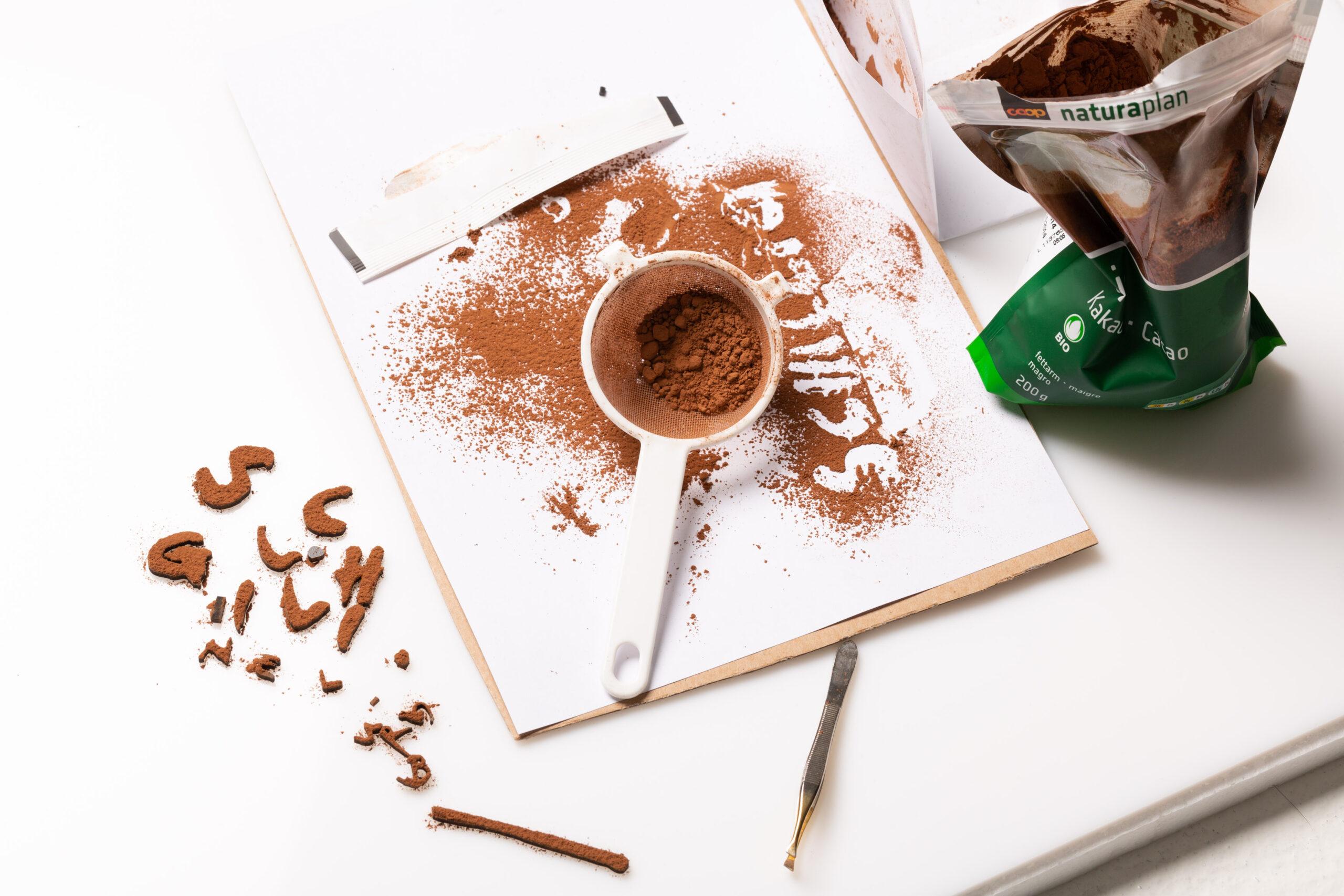 Making-Of Foodfotografie