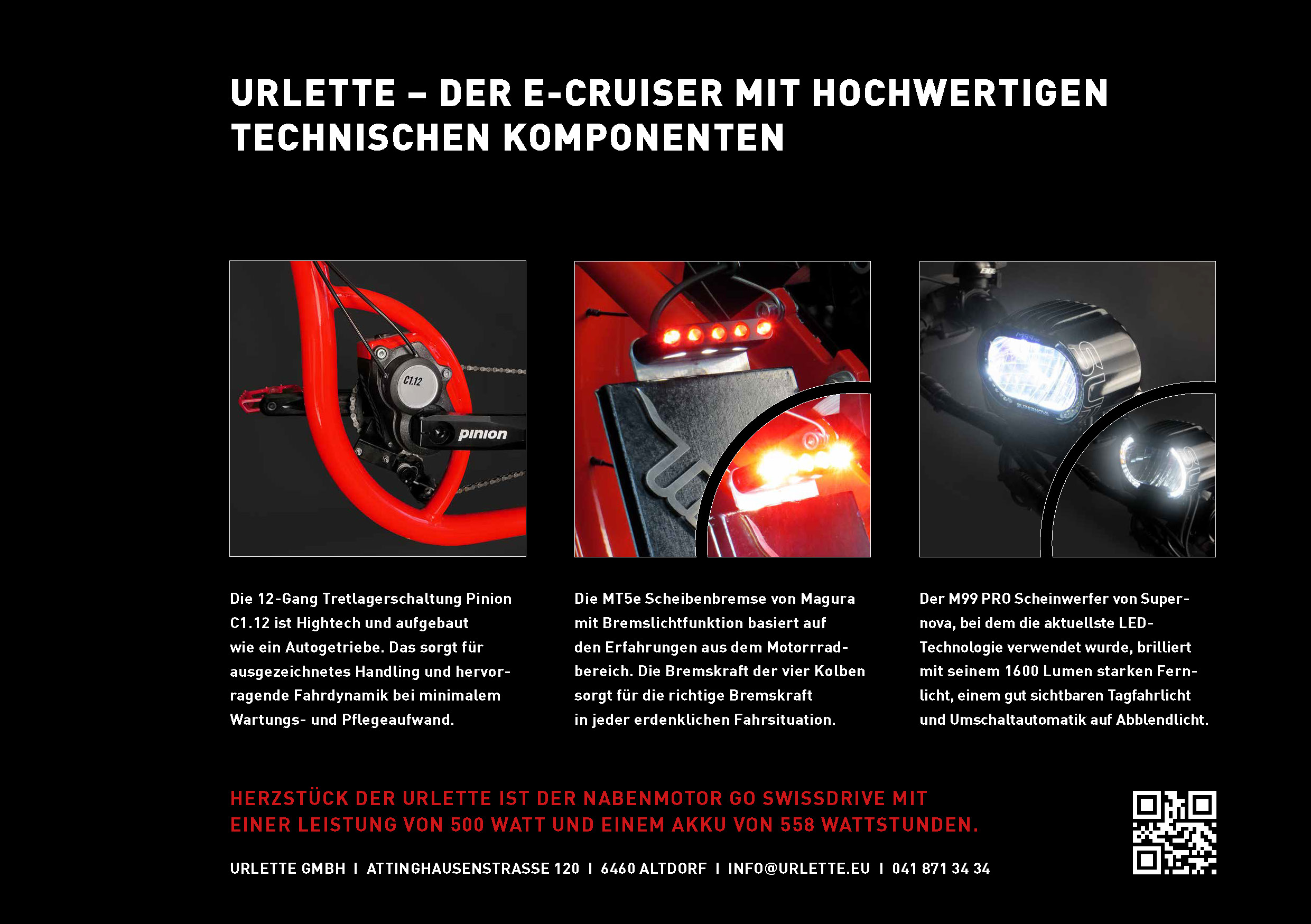 Meier & Kamer Produktfotografie: Urlette
