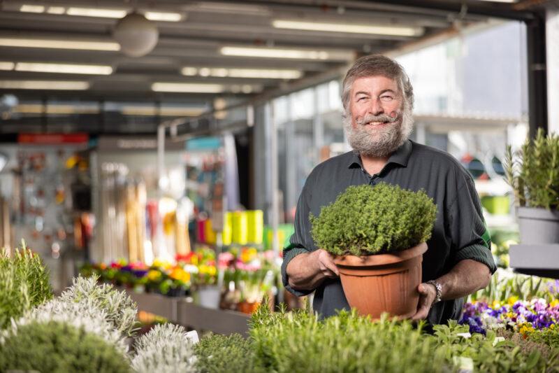 Meier & Kamer Werbefotografie: Business Mitarbeiterfotos für Publikation Profitierbons Mythen Center, Schwyz